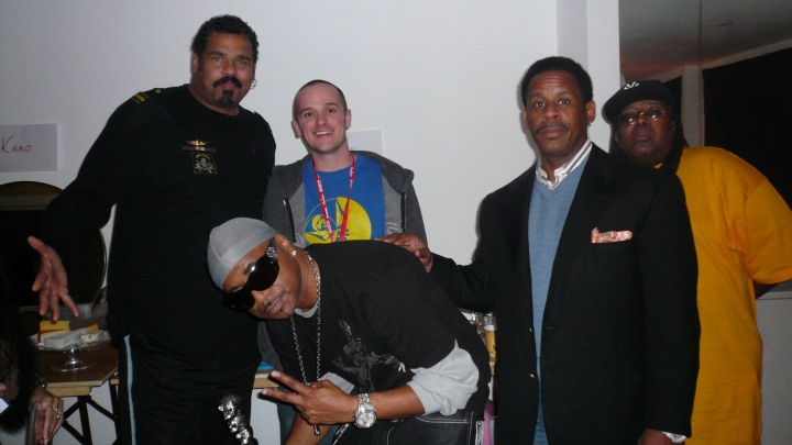 Smileymic meets The Sugarhill Gang